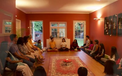 Circle of Sharing: Friends from Peace and Permaculture Dojo in Japan – 4th July 2018