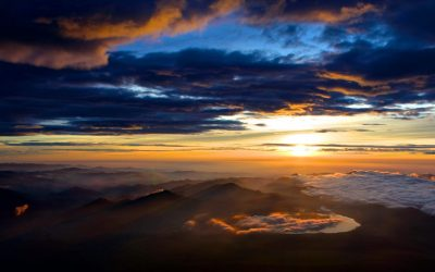 Symphony Of Peace Prayers At Mount Fuji – Masami Saionji